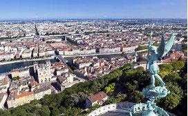 フランス リヨンに語学留学