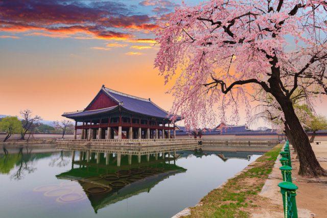 ソウル景福宮