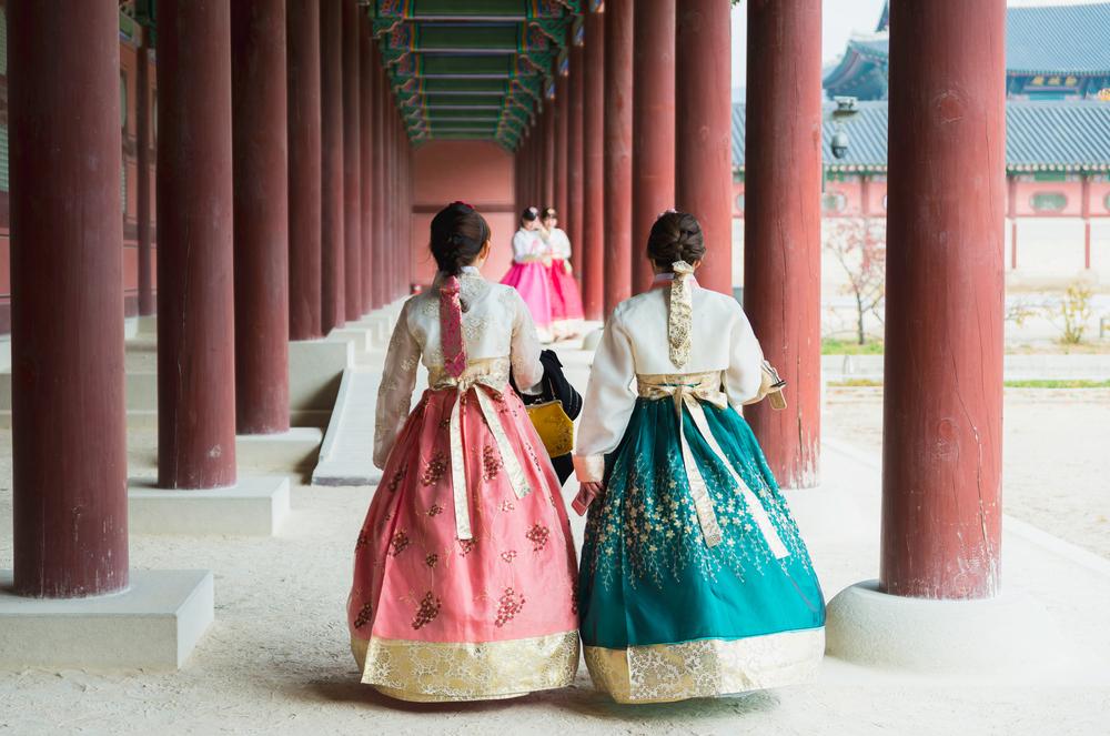 韓国ソウルで語学留学