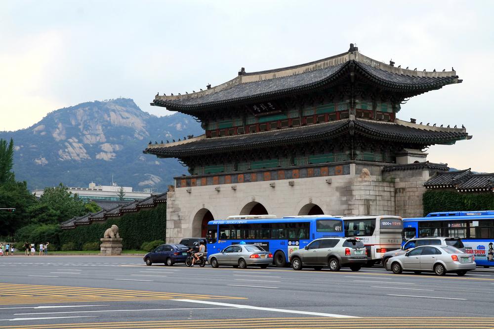 ソウルの交通機関