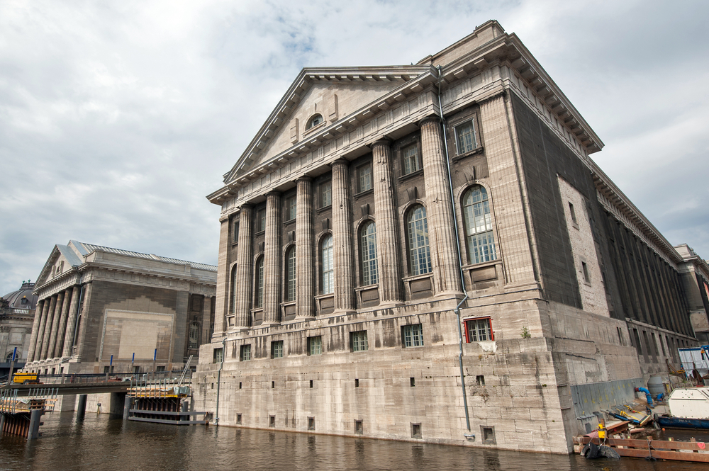 ドイツ ベルリンのペルガモン博物館