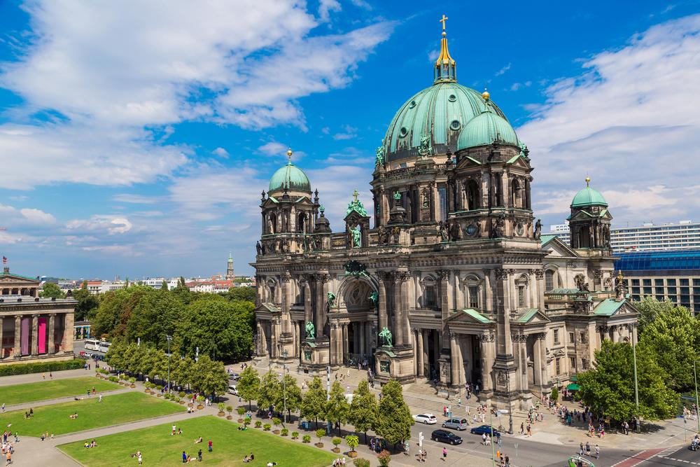 ドイツのベルリン大聖堂