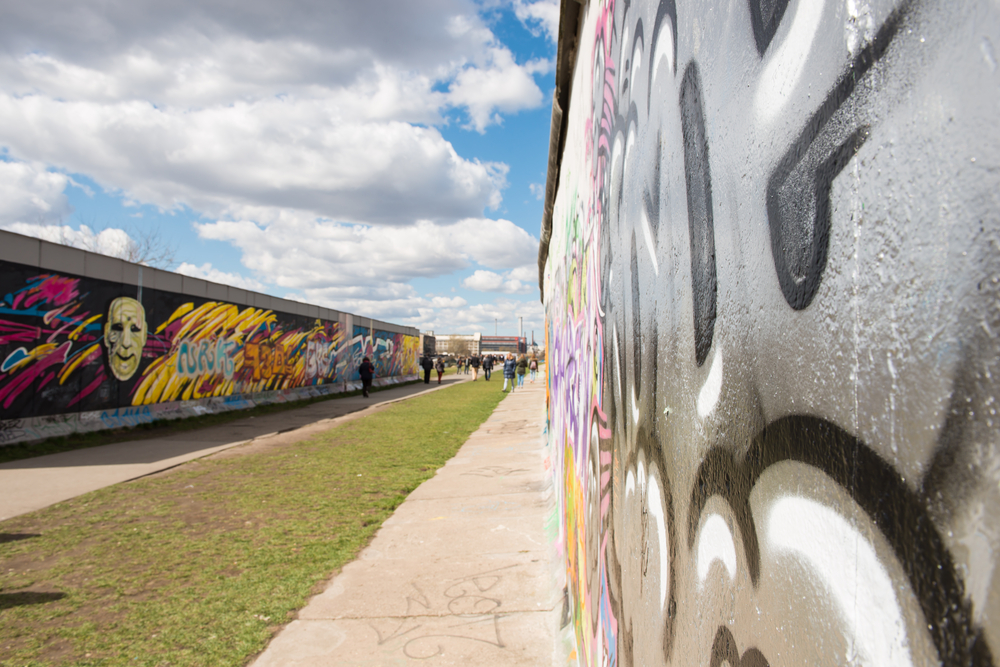 ドイツ ベルリンの壁