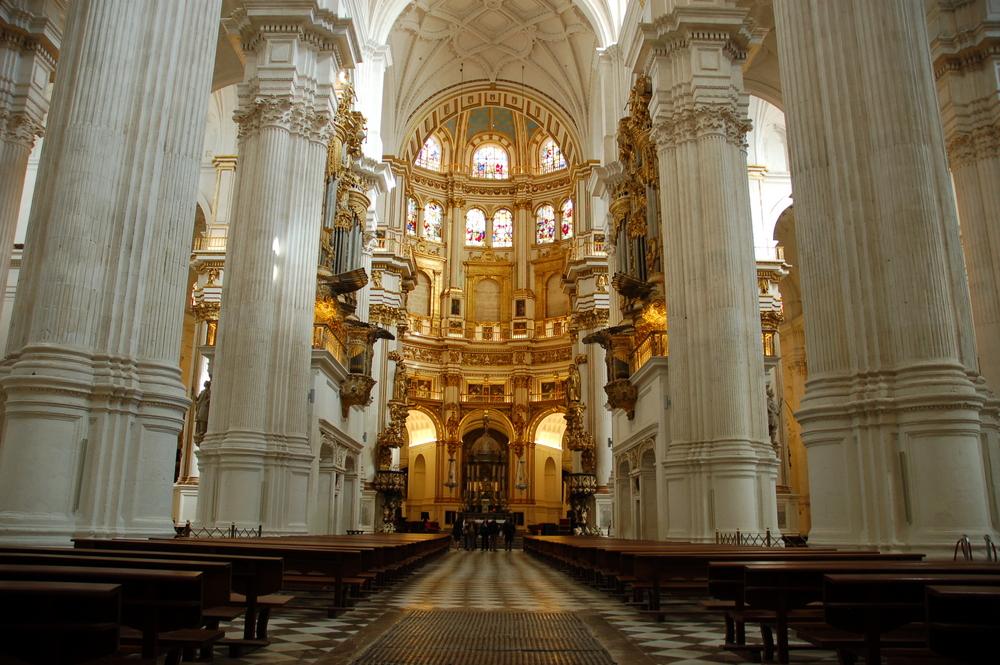 スペイン グラナダの王室礼拝堂