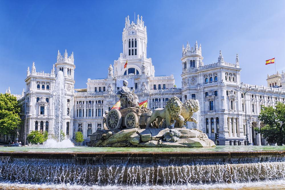 スペイン マドリードで語学留学