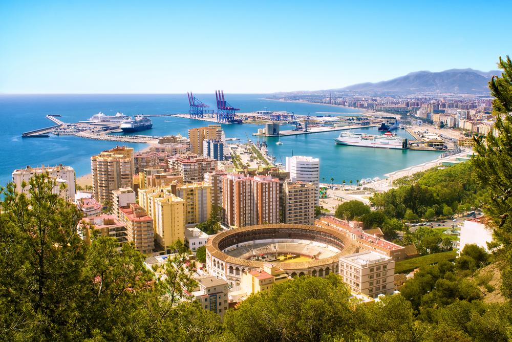 スペイン マラガで語学留学
