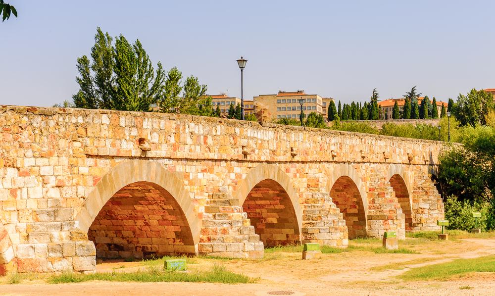 スペイン サラマンカのローマ橋