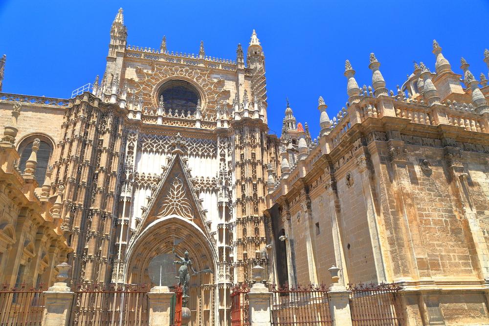 スペイン セビリア(セビーリャ)大聖堂