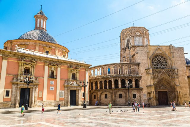 スペイン バレンシア大聖堂