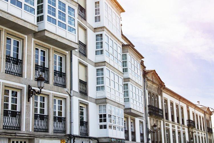 スペインのシェアハウス