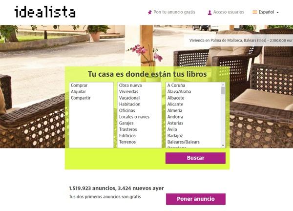 スペインでシェアハウスを探す