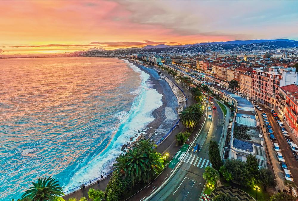 ニース留学 – フランスで人気のリゾート地で、楽しい留学生活