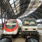 スペインの国鉄RENFEに乗ってみた