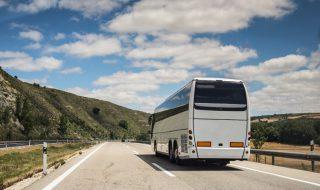 スペインのバス