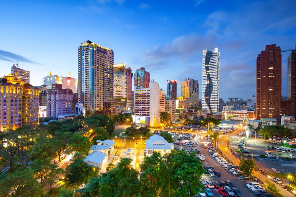 台湾 台中で語学留学