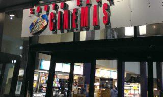 ブリスベン映画館