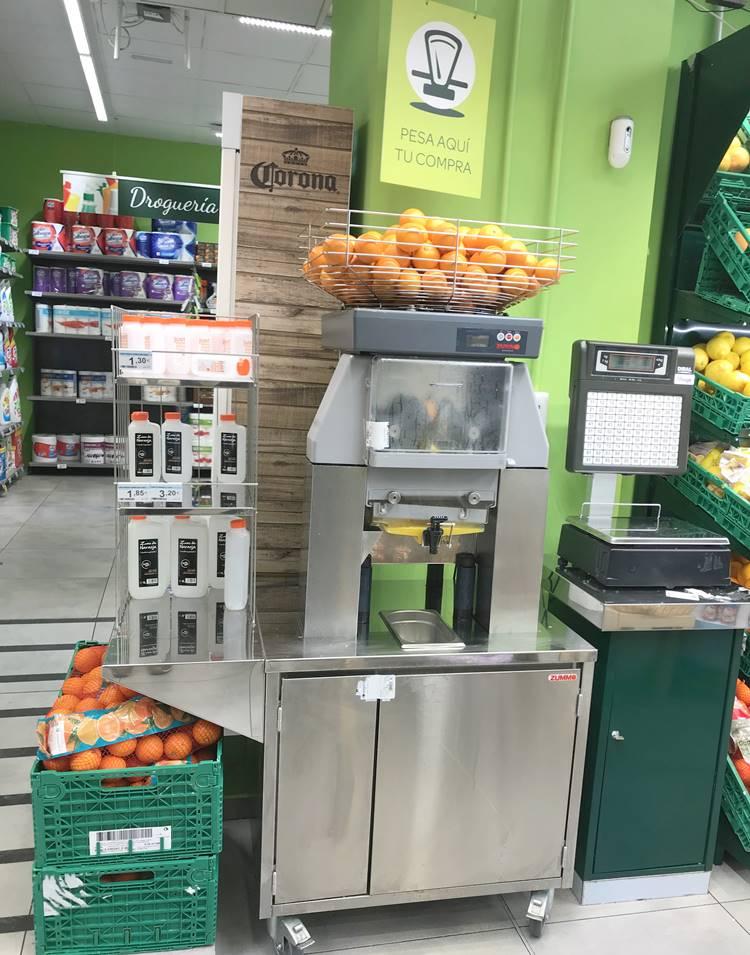 スペイン留学の強い味方、食費節約ならスーパーマーケット!