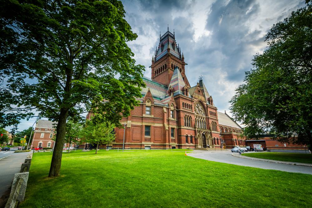 アイビーリーグ ハーバード大学