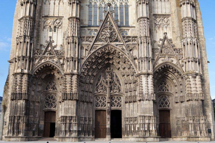 フランスの大聖堂