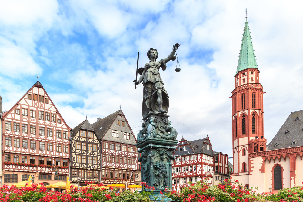 ドイツ フランクフルトで語学留学