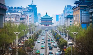 中国 西安