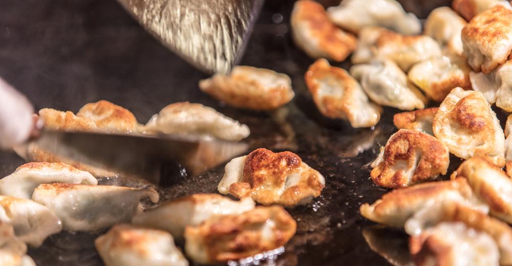 西安回民街の料理