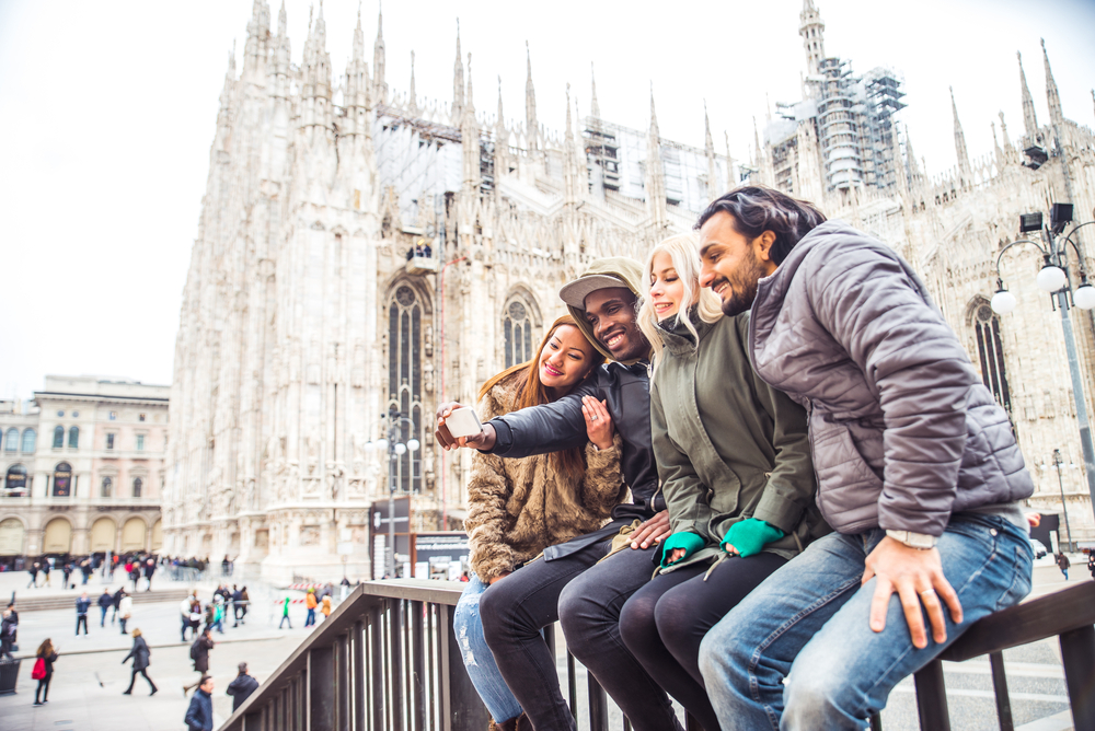 イタリア ミラノで語学留学