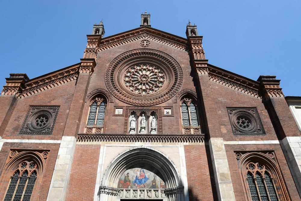 ミラノのサンタ・マリア・デッレ・グラツィエ教会