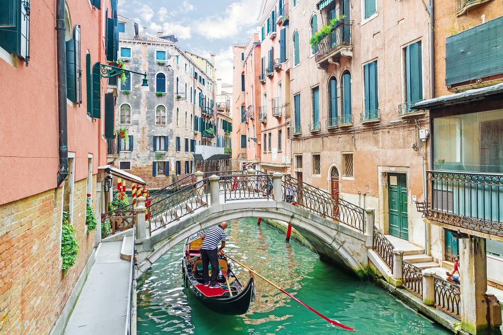 イタリア ベネチア