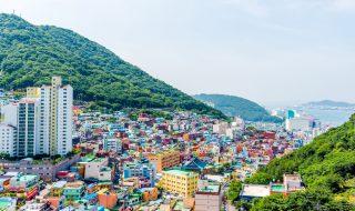 韓国 釜山