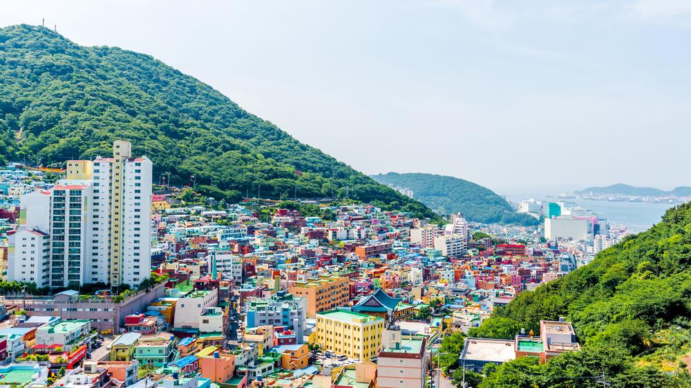 韓国 釜山で語学留学