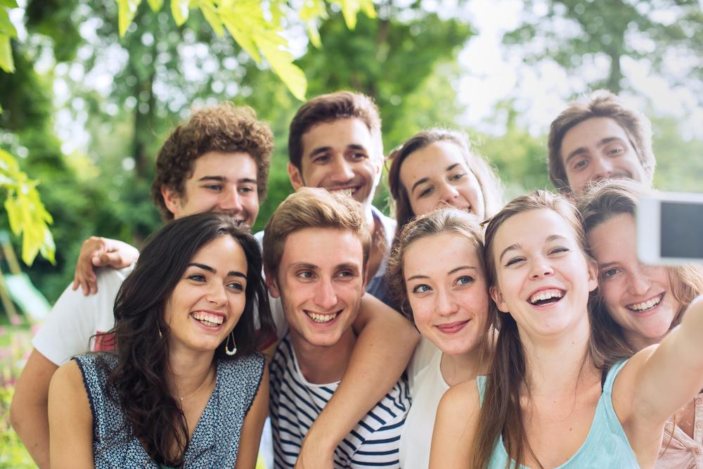 留学中の仲間