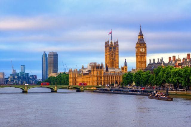 ビジネス英語 ロンドン