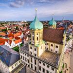 ドイツ アウクスブルクで語学留学!気候や語学学校をチェック!