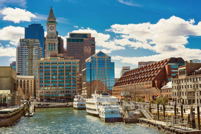 ビジネス英語 ボストン