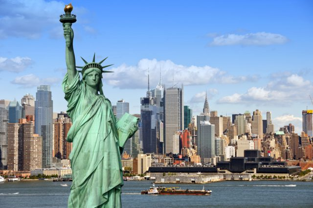 ビジネス英語 ニューヨーク