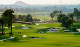 タイでゴルフ留学