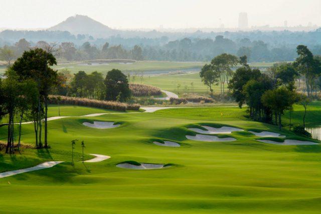 タイでゴルフ留学できるスクール