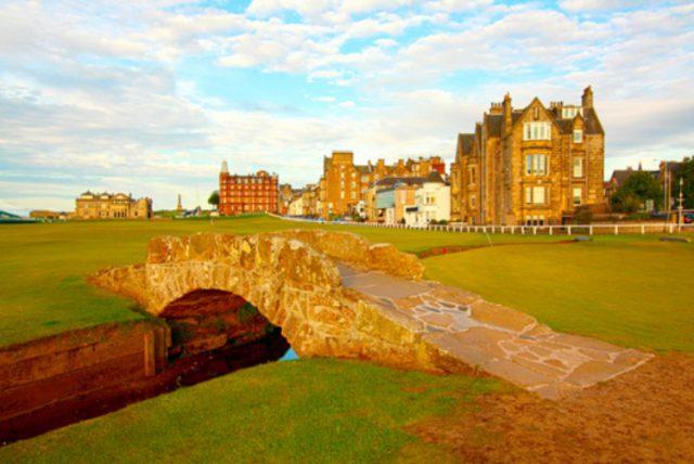 イギリスでのゴルフ留学費用