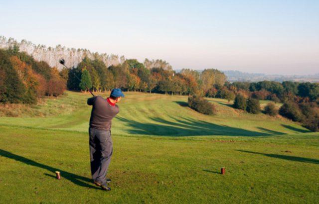 イギリスでのゴルフ留学