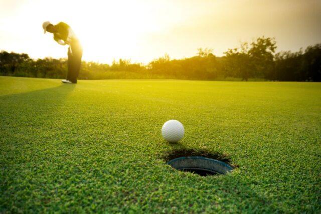 アメリカでゴルフ留学