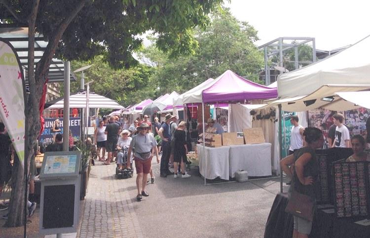 オーストラリアのマーケット