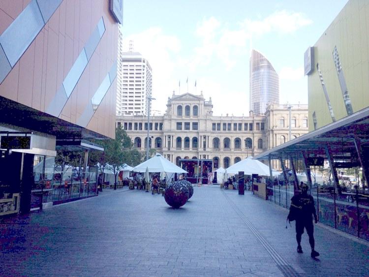 オーストラリア ブリスベンのマーケット