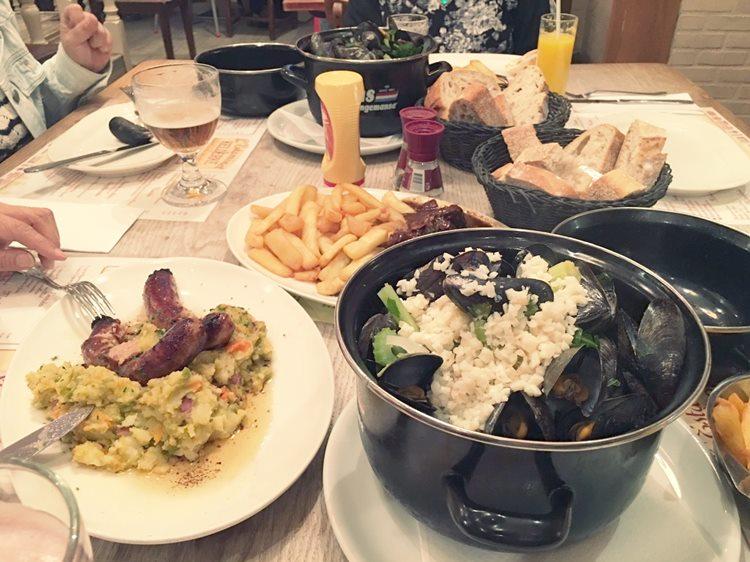 イギリス食事