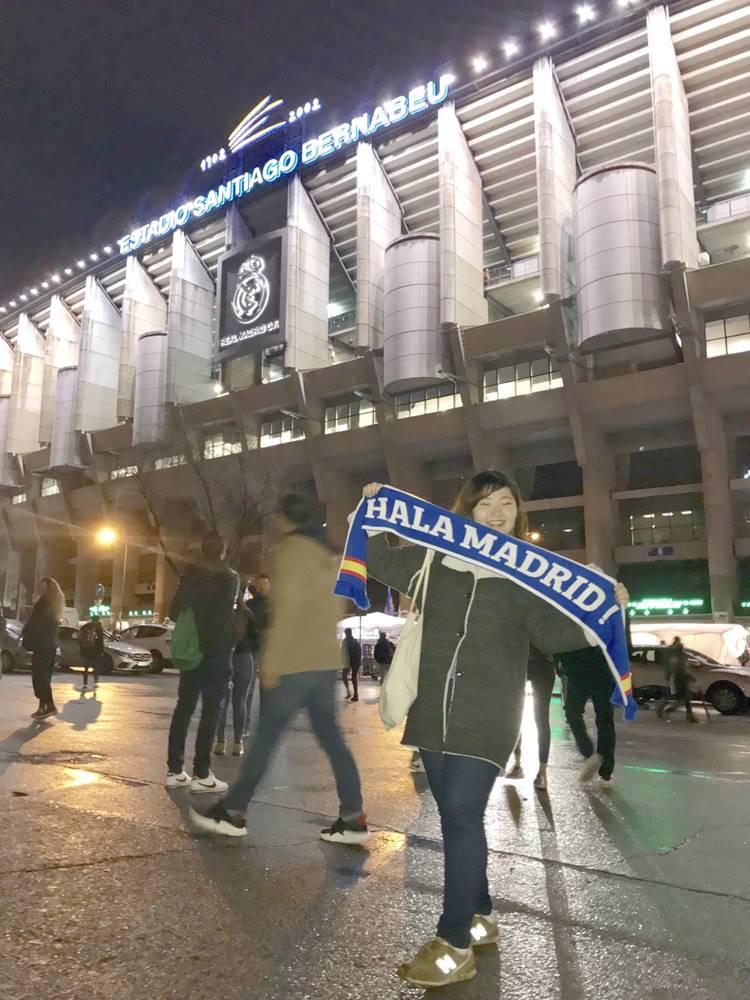 スペインのスタジアム