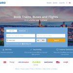 ヨーロッパ旅行をするならGoEuro (ゴー ユーロ)が便利