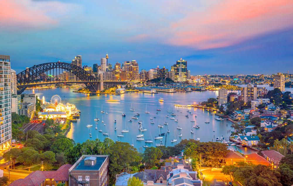 オーストラリア シドニーでシニア留学