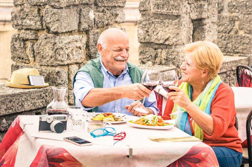 イタリアの夫婦