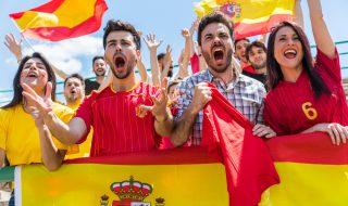 スペイン サッカー観戦