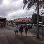 オーストラリアにある、サーファーの街バイロンベイにいってみた。